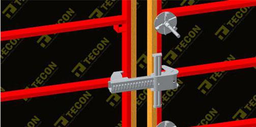 Steel Frame Formwork Upgrade